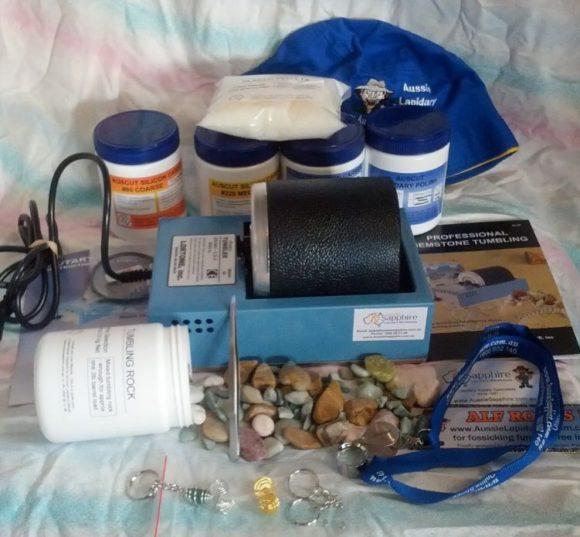 3 a tumbler kit