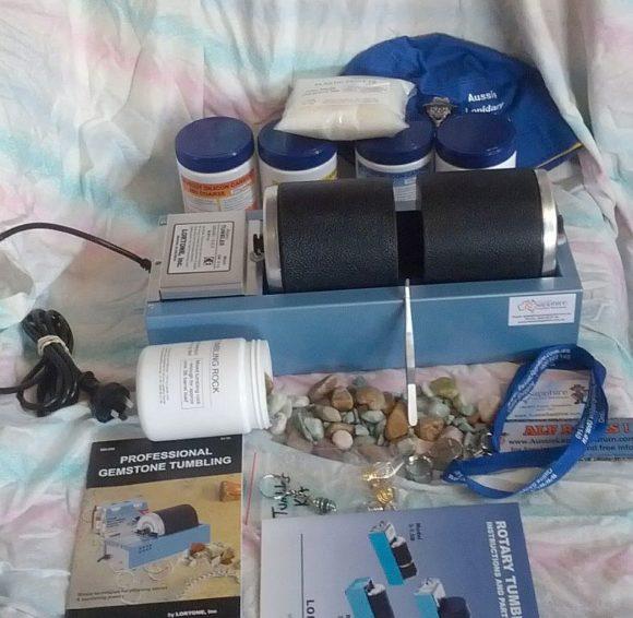 33b tumbler starting kit