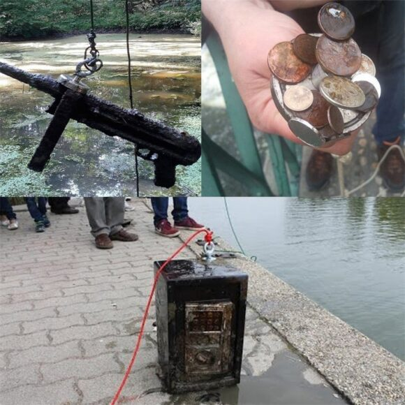 200-300-500KG-Double-Side-Neodymium-Metal-Magnet-Detector-Fishing-Kit-10M-Rope-NdFeB-Magnets-M8-4